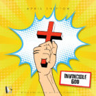 Invincible God - Track Art - Christian Music