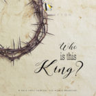 Who Is This King - Track Art - Christian music