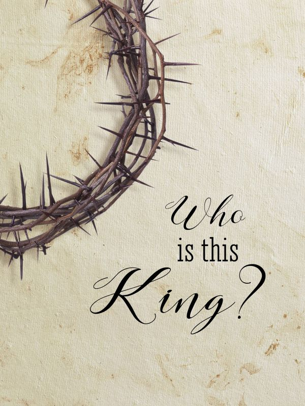 Who Is This King - April Shipton UK Christian Singer Songwriter