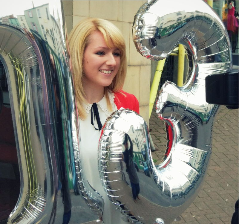 FAME!! (and Two Rather Large Balloons)
