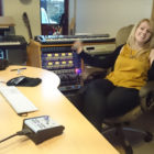 Studio Recording at FFG Audio with April Shipton