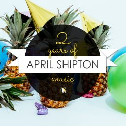 April Shipton - Two years of music, ministry and missions involving Fanta