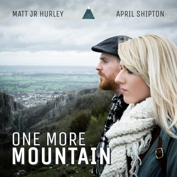 One More Mountain - artists Matt JR Hurley and April Shipton collaborate to encourage weary travellers that there is hope