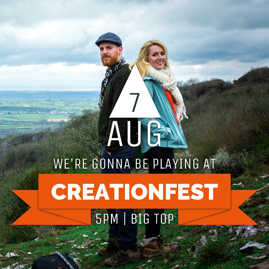 Beyond The Mountain will be performing at Creationfest